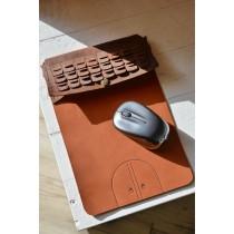 瓦片屋頂-收納式滑鼠墊